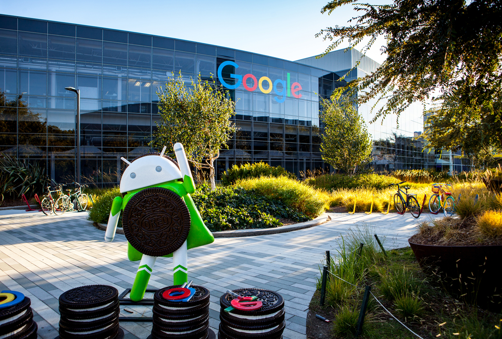 How about… renewable Google?