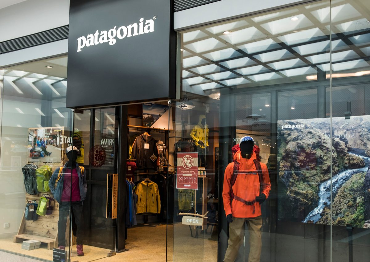 Green brand of the week: Patagonia