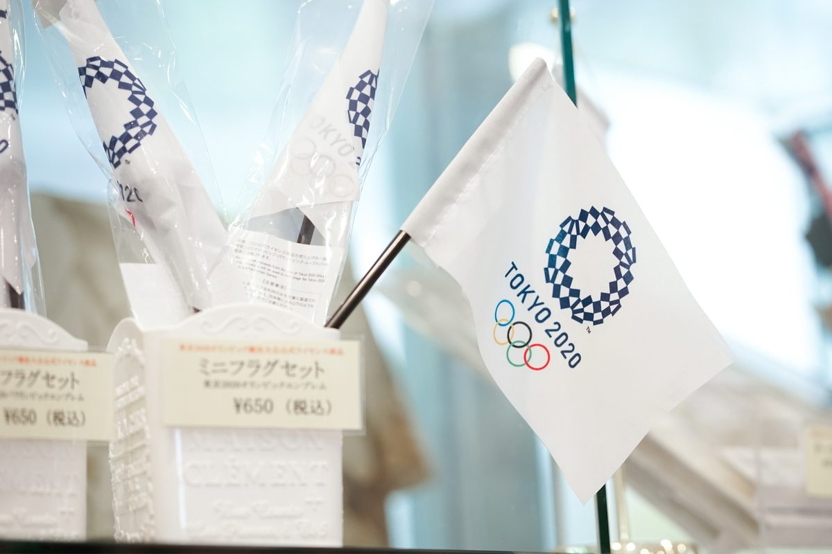 Recycled medals in Tokyo 2020