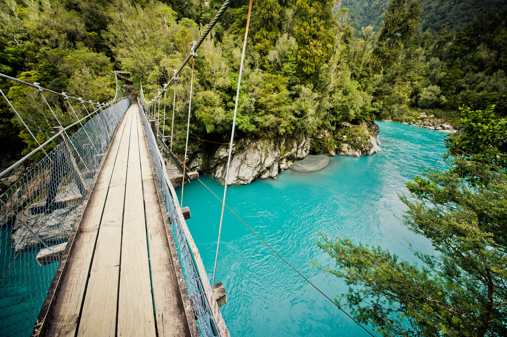 New Zealand – a place of wonders