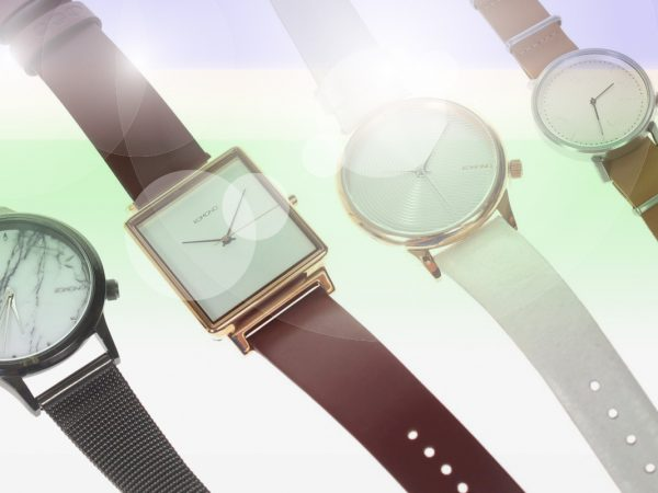 The wristwatch – men's all time source of fashion inspiration