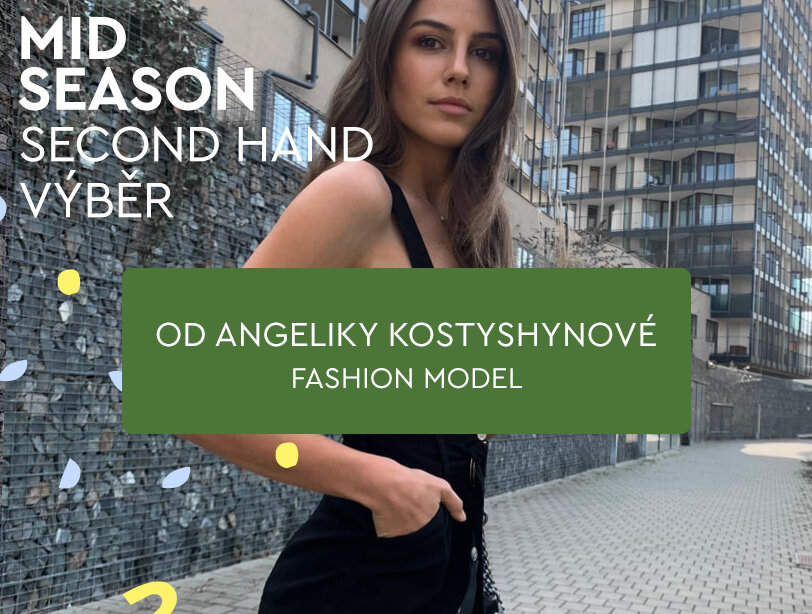 Angeliky Kostyshynоvé, Fashion Model