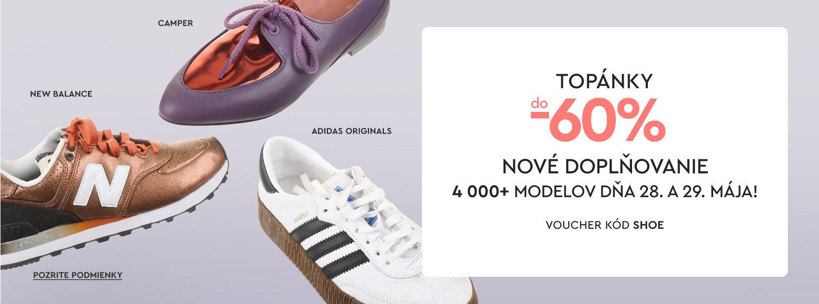 4380cb5959 Dámske topánky - nakupujte za výhodné ceny na Remix